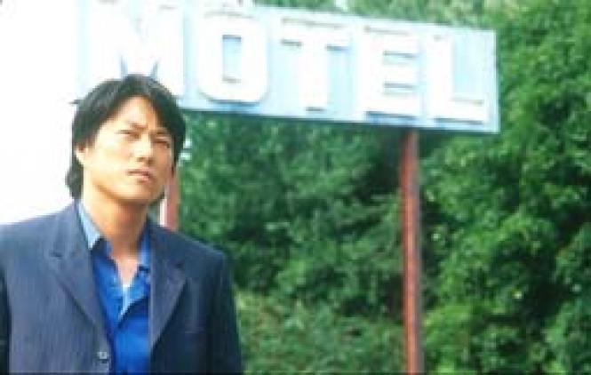 Sam (Sung Kang) in <i>The Motel.</i> Photo: Tom Legoff