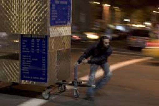 Ahmad Razvi in <i>Man Push Cart. </i><br>Photo: Courtesy Noruz Films