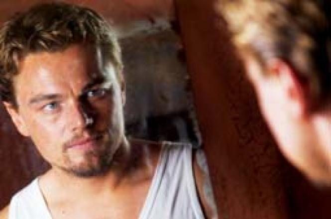 Leonardo DiCaprio in <i>Blood Diamond.</i><br> Photo: Jaap Buitendijk, courtesy Warner Bros.
