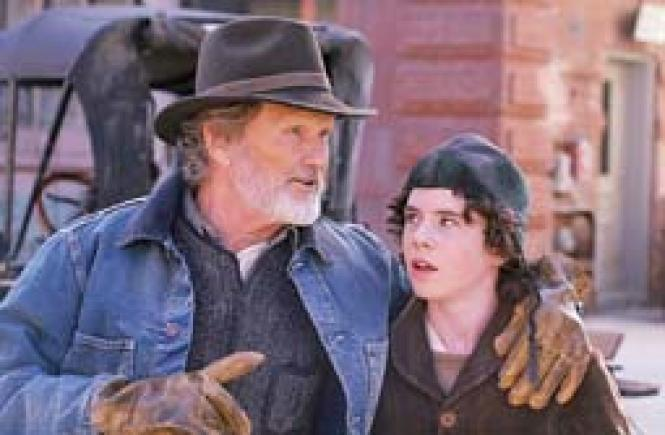 Kris Kristofferson and Charlie McDermott in <i>Disappearances</i><br>.