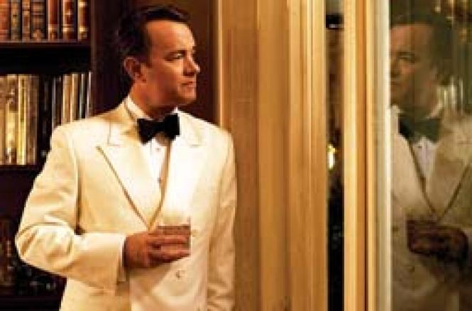 Tom Hanks in <i>Charlie Wilson's War. </i><br>Photo: Courtesy Universal