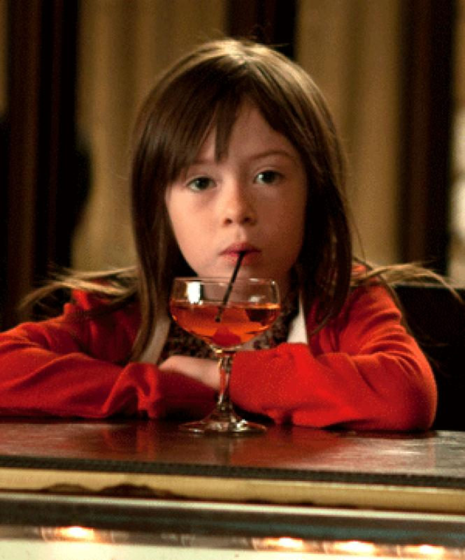 Onata Aprile as Maisie in directors Scott McGehee and<br>David Siegel's <i>What Maisie Knew.</i> <br>Photo:<br>Courtesy SF Film Society