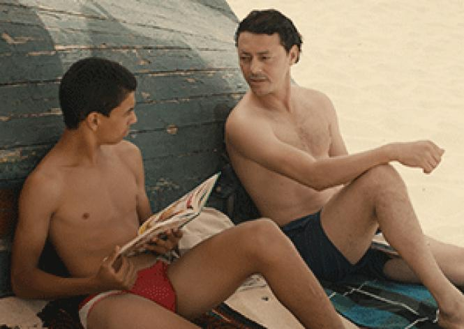 A scene from Abdellah Taia's <i>Salvation Army,</i><br> playing the 57th San Francisco International Film<br>Festival. Photo: Courtesy of the San Francisco Film Society