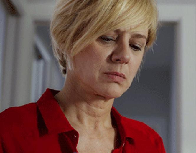 Emma Suarez in director Pedro Almodovar's <i>Julieta.</i><br> Photo: Sony Classics Pictures