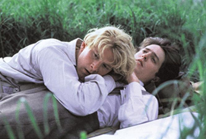 "Scene from director James Ivory's ""Maurice.""<br>Photo: Cohen Media Group"