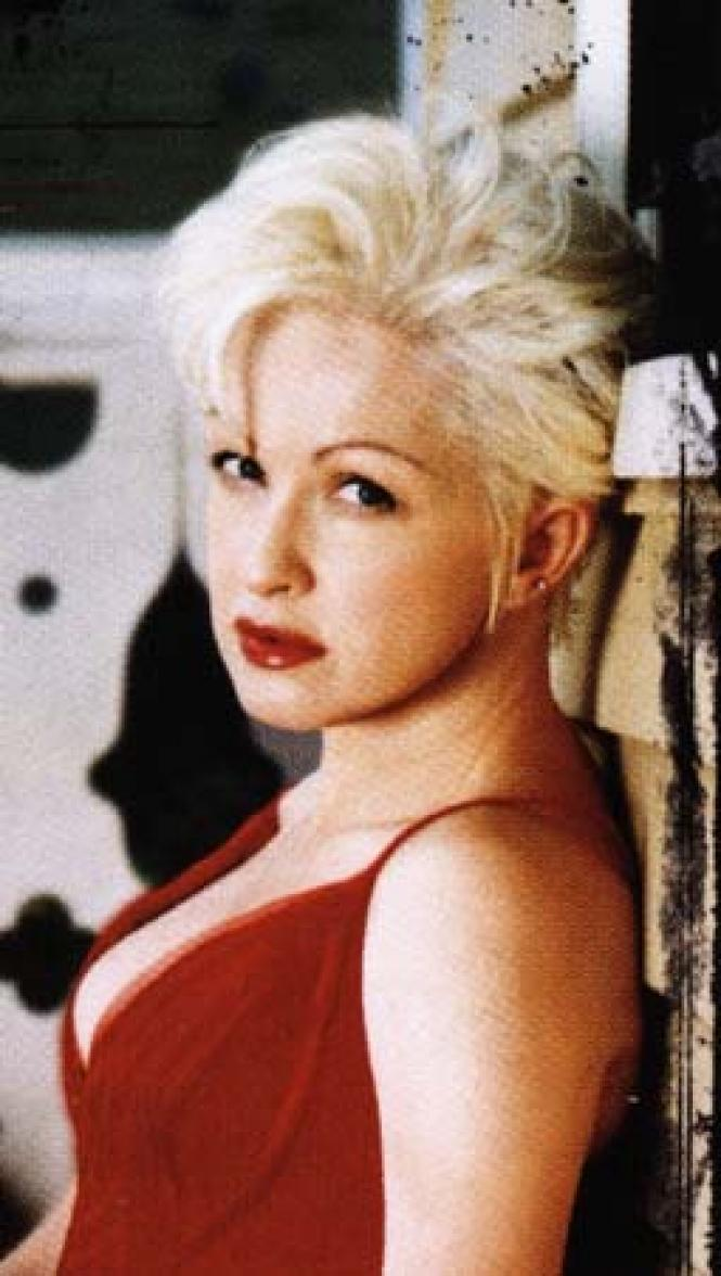 Cyndi Lauper reinvents familiar songs.
