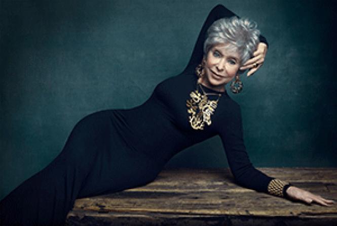 "Rita Moreno: ""I've always had good genes."" Photo: Austin Hargrave"