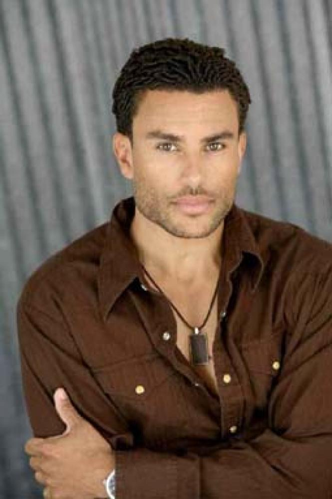 Charles Divins plays Chad on <i>Passions.</i><br