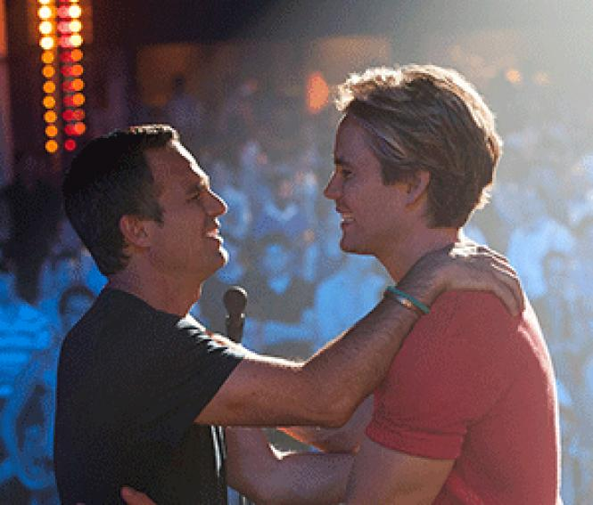 Scene from Larry Kramer    s <i>The Normal Heart.</i><br> Photo: Courtesy HBO