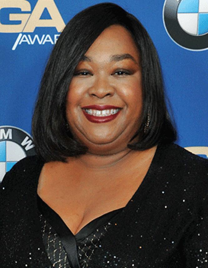 Power TV executive producer Shonda Rhimes.