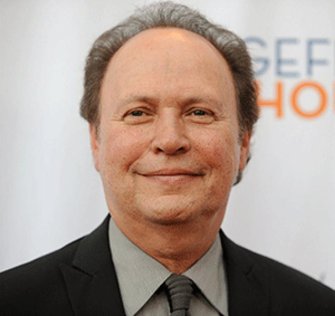 Billy Crystal played the first gay character on network<br>TV.