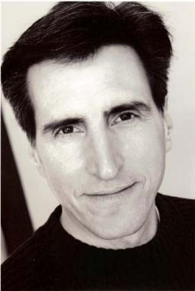 Playwright Paul Rudnick.