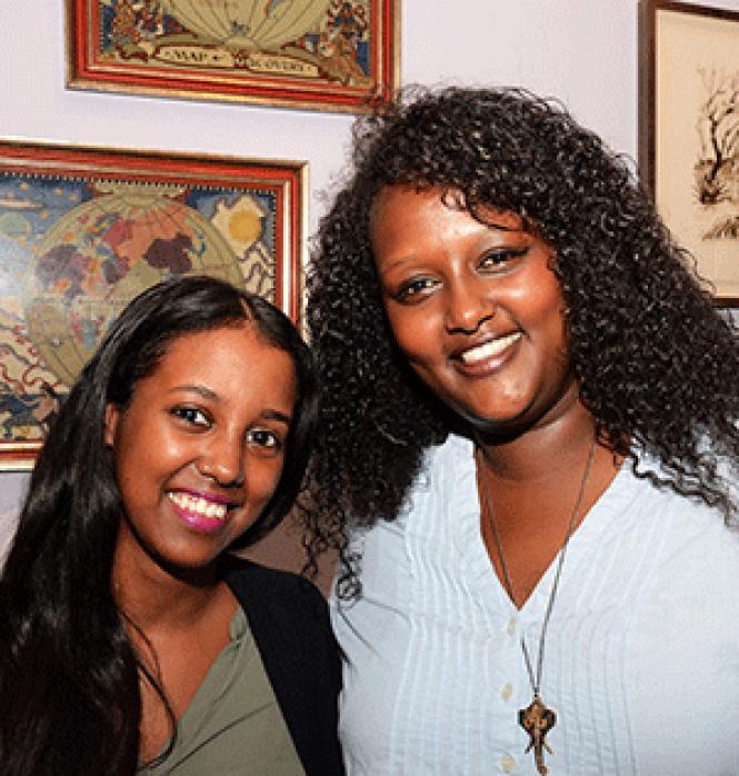 Bay Area Reporter :: Israeli Jewish Ethiopian lesbians visit SF