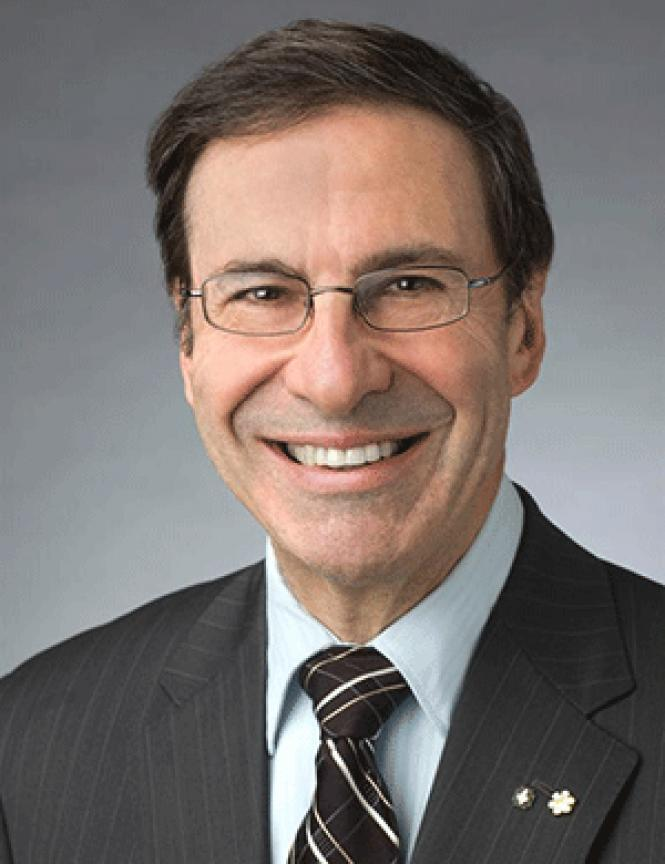 HIV researcher Mark Wainberg, Ph.D.