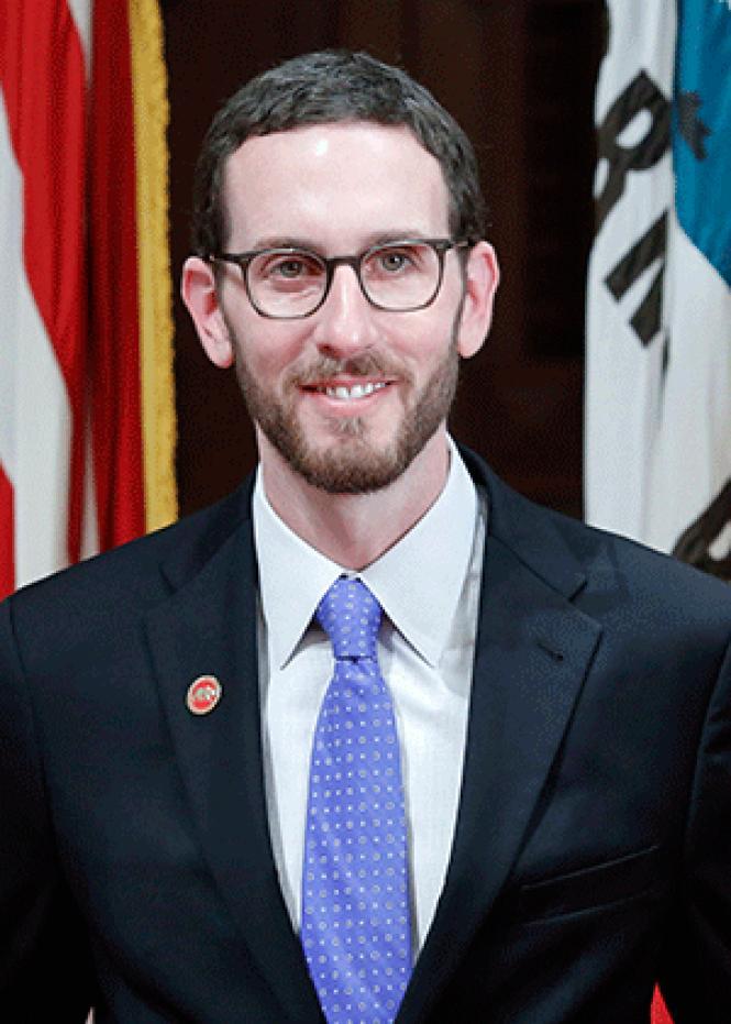 State Senator Scott Wiener