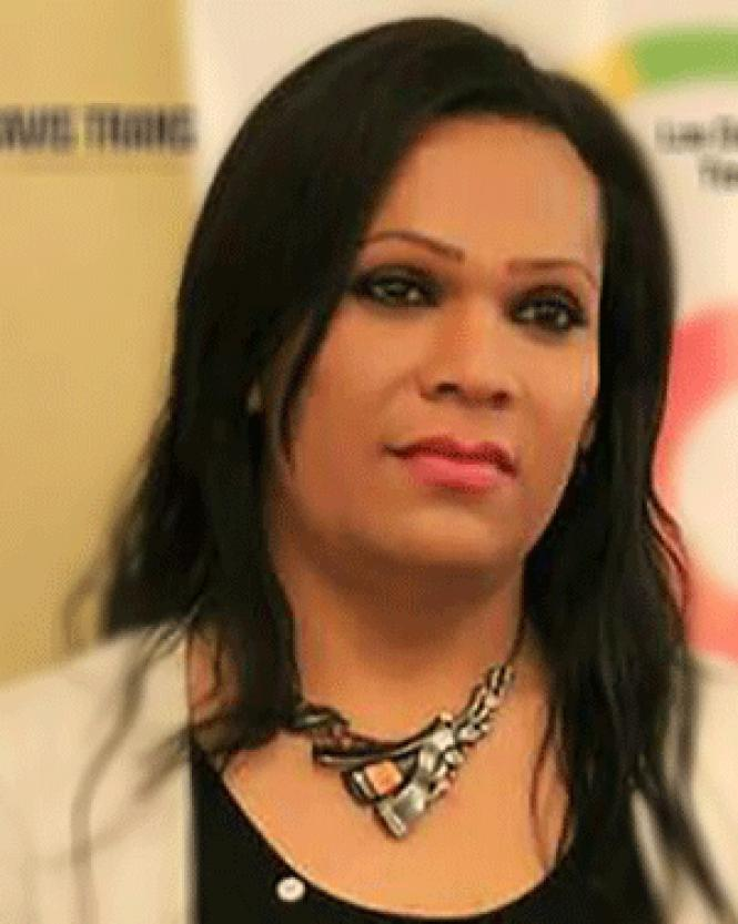 Transgender Salvadorian activist Karla Avelar is<br>nominated for the prestigious Martin Ennals Human Rights Award. Photo Credit:<br>Alturi.