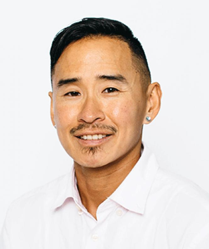Transgender Law Center Executive Director Kris Hayashi