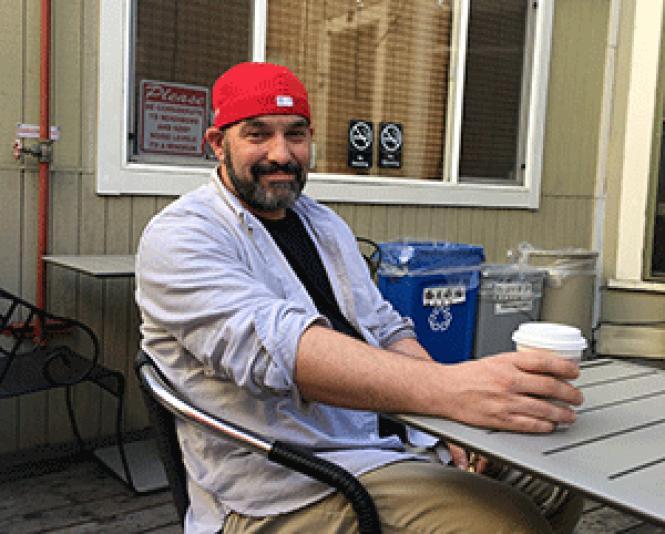 Castro Country Club Executive Director Billy Lemon.<br>Photo: Sari Staver