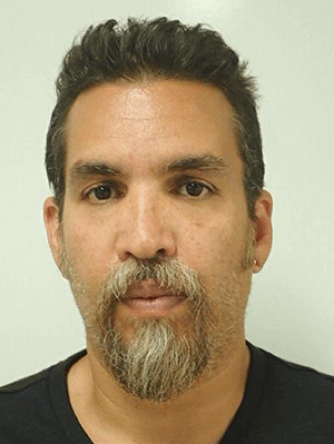 Derick Ion Almena. Photo: Courtesy Lake County Sheriff&#039;s<br>office