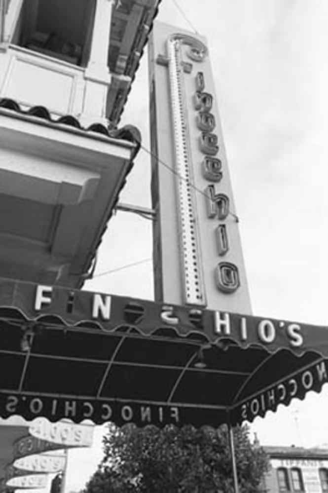 The site of the former Finocchio&#039;s, 506 Broadway, would<br>have a plaque installed commemorating its significance to the LGBT community.<br>Photo: Rick Gerharter