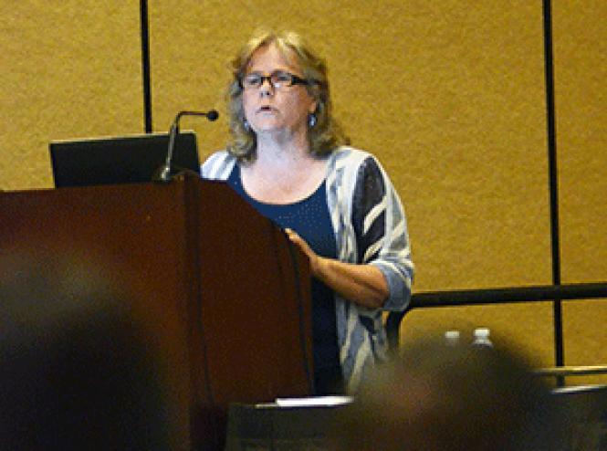 Karen Fredriksen-Goldsen, Ph.D. Photo: Rick Gerharter