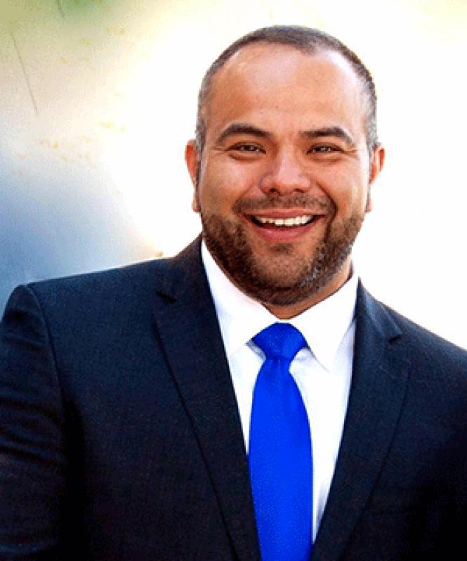 Assembly candidate David Vela is one of three gay men<br>running in a special election to be endorsed by Equality California, which is<br>also backing a straight ally in the race. Photo: Vela for Assembly campaign