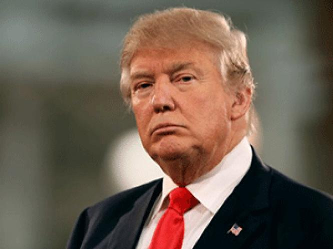 President Donald Trump. Photo: AP