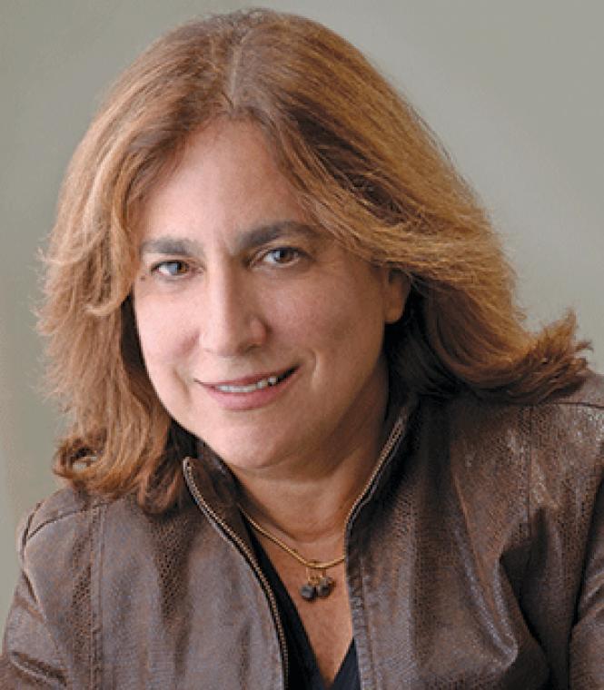 Olivia Co-Founder Judy Dlugacz. Photo: Irene Young<br><br>