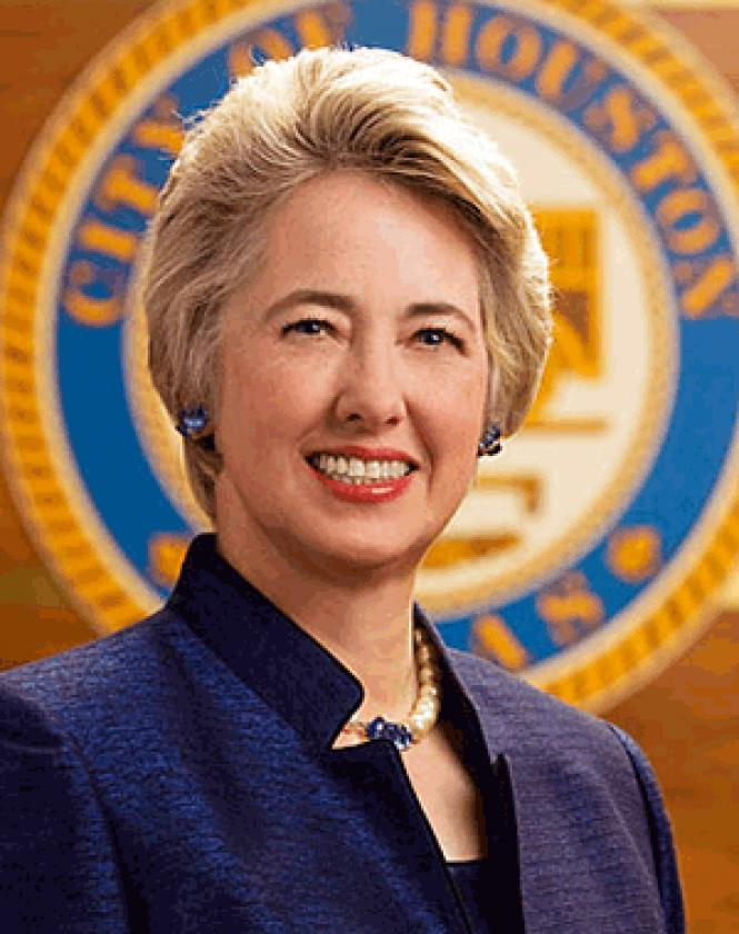 Former Houston mayor Annise Parker is now president and CEO of the Gay and Lesbian Victory Fund.