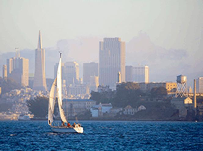 """Don't call it """"Frisco:"""" Survey respondents prefer to call San Francisco, which turns 171 years old on Tuesday, by its full name or initials."""