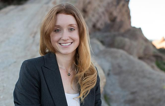 Congressional candidate Jess Phoenix. Photo: Courtesy Phoenix for Congress campaign