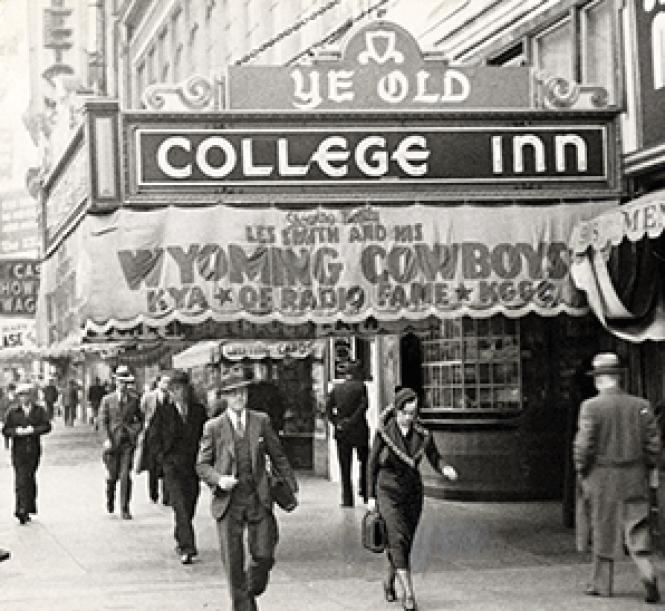"Ye Old College Inn at 920 Market Street was ""frequented by people of troublesome and immoral character."""