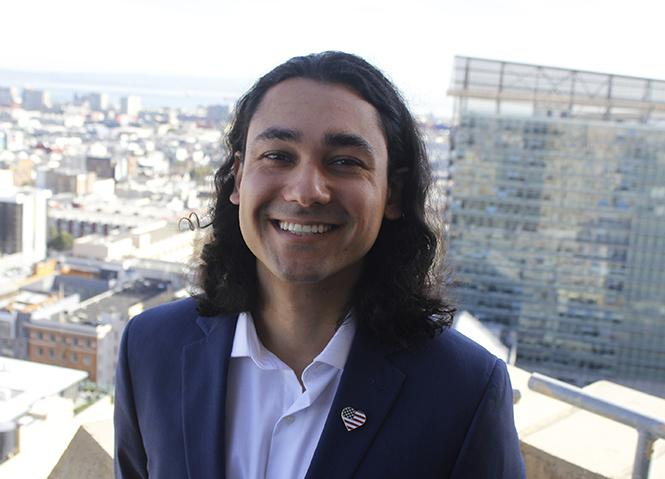 Congressional candidate Ryan A. Khojasteh