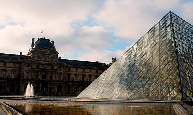 "The Louvre draws visitors from around the world to see the ""Mona Lisa"" and other artwork. Photo: Heather Cassell"