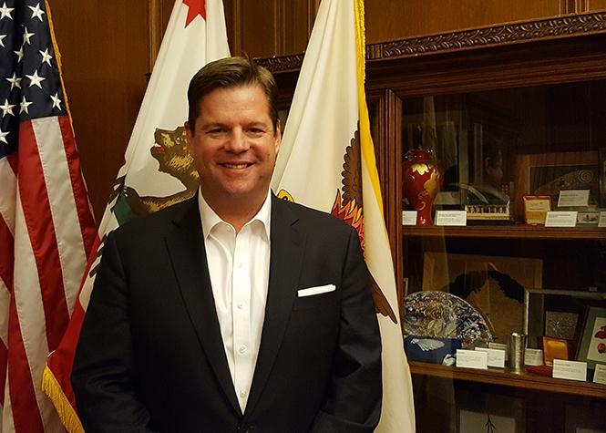 Mayor Mark Farrell