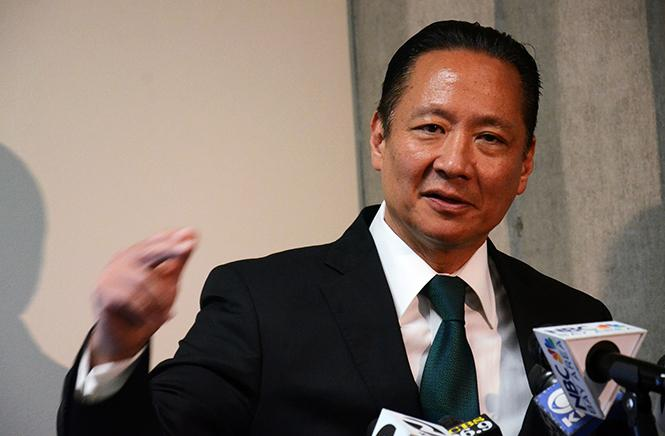 San Francisco Public Defender Jeff Adachi. Photo: Rick Gerharter