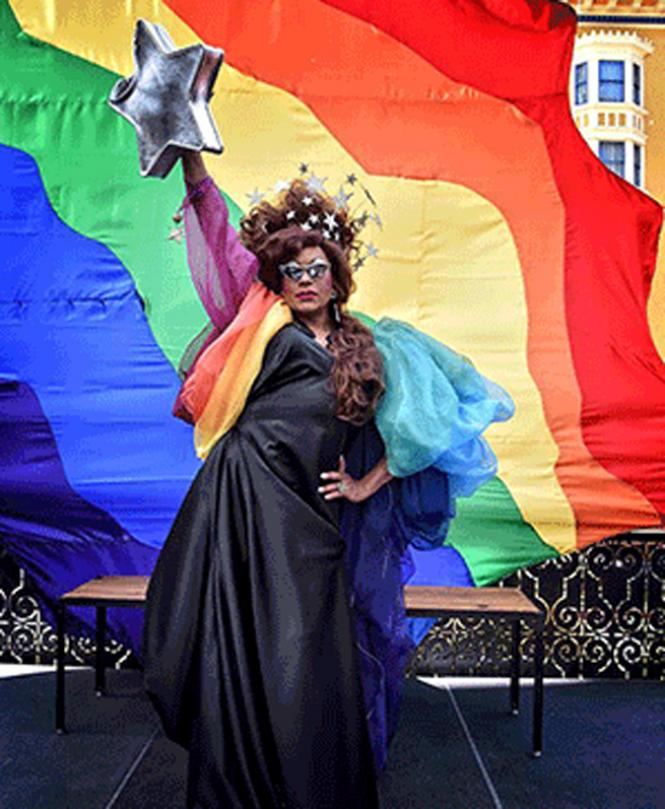 Juanita MORE! will lead a March 10 commemoration of closed gay bars in the Polk district.