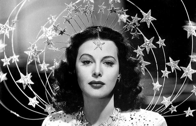 Subject of director Alexandra Dean's 'Bombshell: The Hedy Lamarr Story.'