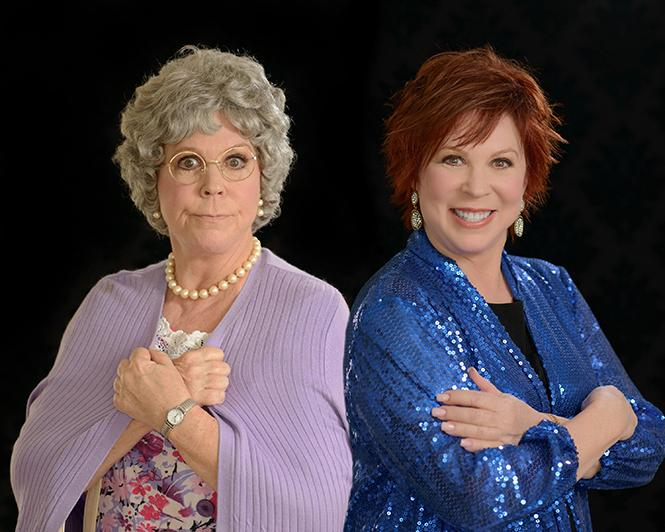 Vicki Lawrence as Mama and herself