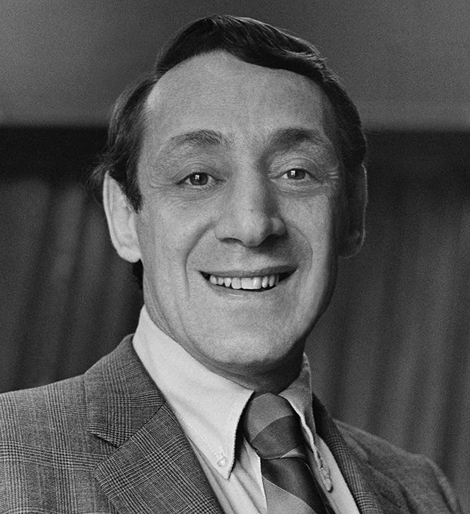 Supervisor Harvey Milk. Photo: Dan Nicoletta