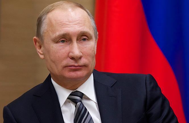 Russian President Vladimir Putin. Photo: AP Photo/Ivan Sekretarev pool