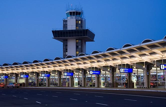 Oakland International Airport. Photo: Turner Construction