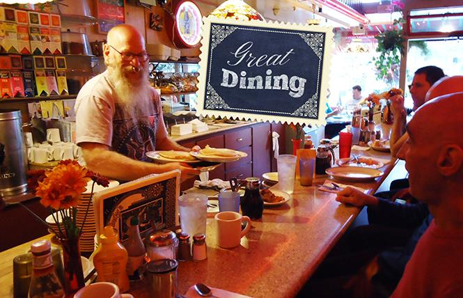 Orphan Andy's won the Best Breakfast and Late Night Eats awards. Photo: BARtab