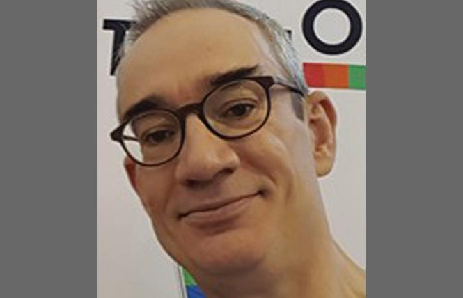 Paris 2018 Co-President Manuel Picaud. Photo: Courtesy Team SF