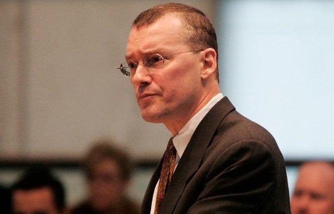 David Buckel in 2006. Photo: AP