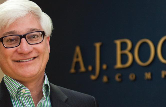 A.J. Boggs CEO Clarke Anderson