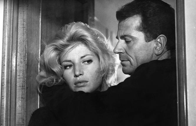 "A scene from director Michelangelo Antonioni's ""L'Avventura."" Photo: Cinema Italia SF"