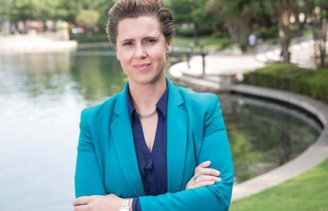Texas congressional candidate Lorie Burch. Photo: Courtesy Burch for Congress campaign