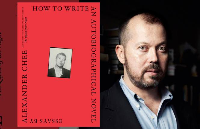 """How To Write an Autobiographical Novel"" author Alexander Chee. Photo: Courtesy Houghton Mifflin Harcourt"