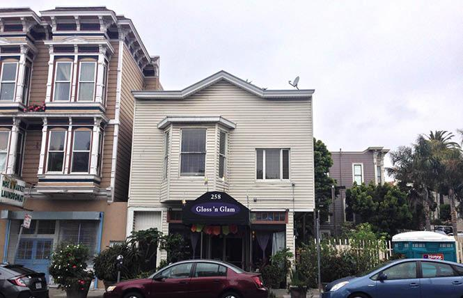 A new cannabis retail store is seeking to open in the Castro on Noe Street where a nail salon currently is.